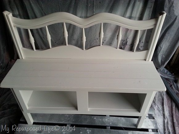 headboard-bench-paint-booth