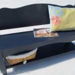 Twin Headboard Bench Storage Shelf eBook
