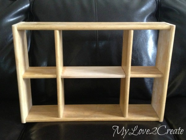 modified shelf