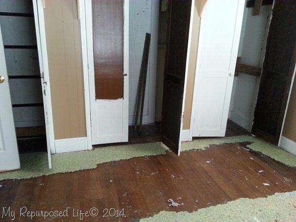 glued-carpet-pad