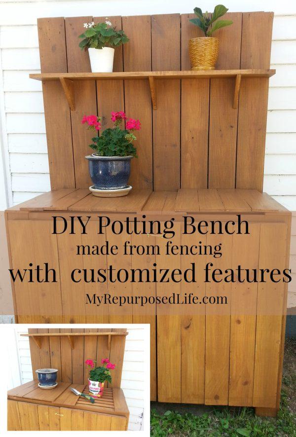 myrepurposedlife-customized-diy-potting-bench