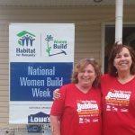 National Women Build Week Jefferson County Indiana