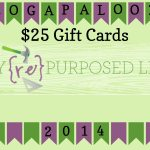 $25 Gift Card Giveaway