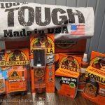 Gorilla Glue Giveaway
