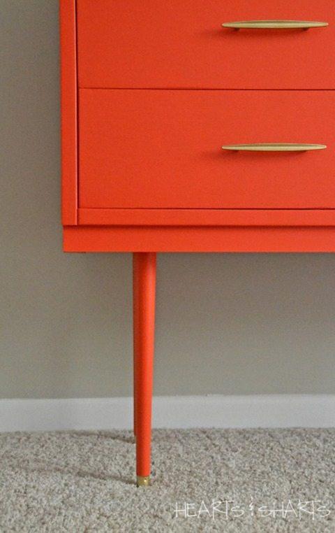 adding-vintage-style-legs-to-dresser