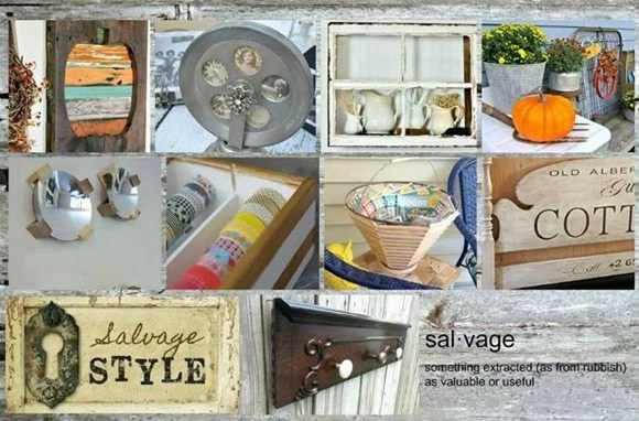 Salvage Style Projects