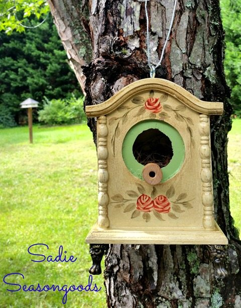 diy-birdhouse-clock