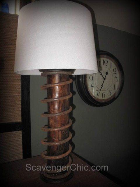 car-spring-lamp