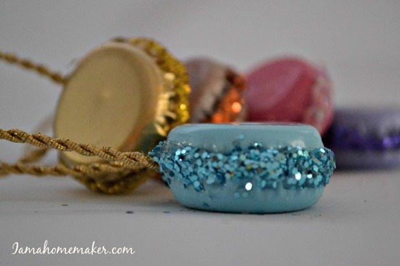 Macaron-ornament