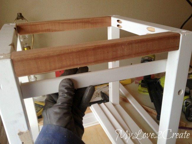 measuring for crib slats