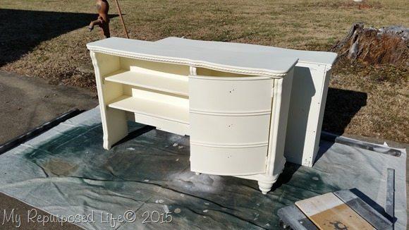 diy-chalk-painted-narrow-desk