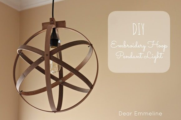 embroidery-hoop-pendant-light