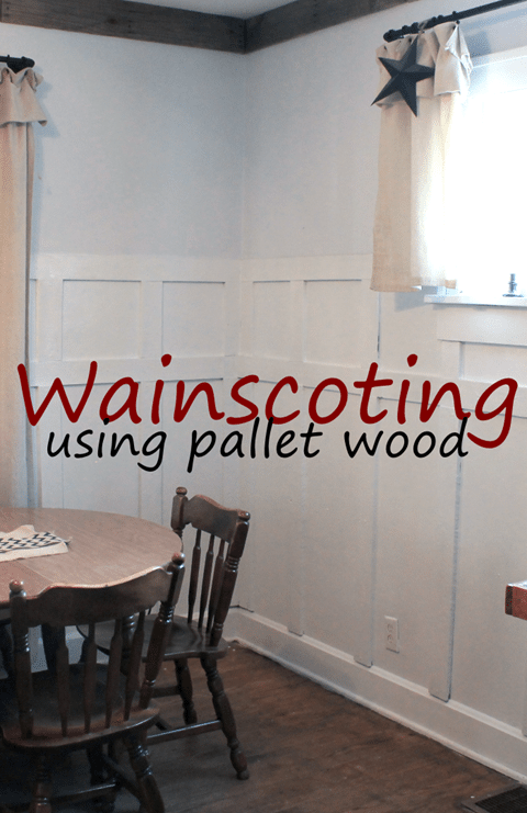 pallet-wainscoting