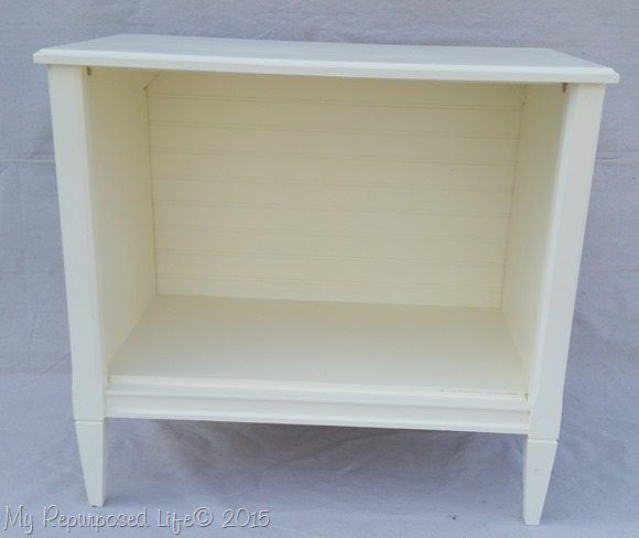 repurposed-vintage-white-t.v.-cabinet