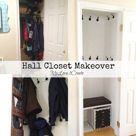 MyLove2Create, closet makeover