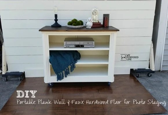 MyRepurposedLife-DIY-portable-plank-wall-faux-hardwood-floor-photo-staging