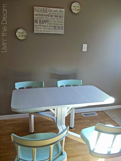 cluster-table-makeover