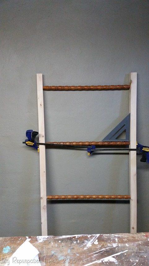 clamp-diy-blanket-ladder