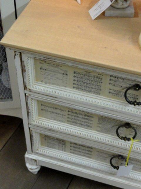 sheet-music-decoupaged-desk