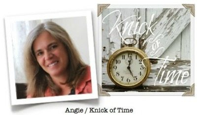 Angie Knick of Time