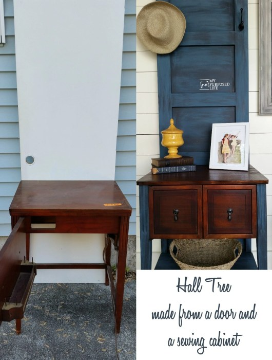 my-repurposed-life-hall-tree-entryway-table-door-sewing-cabinet