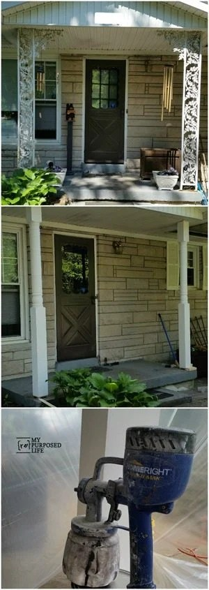 my-repurposed-life-replace-paint-porch-posts-2
