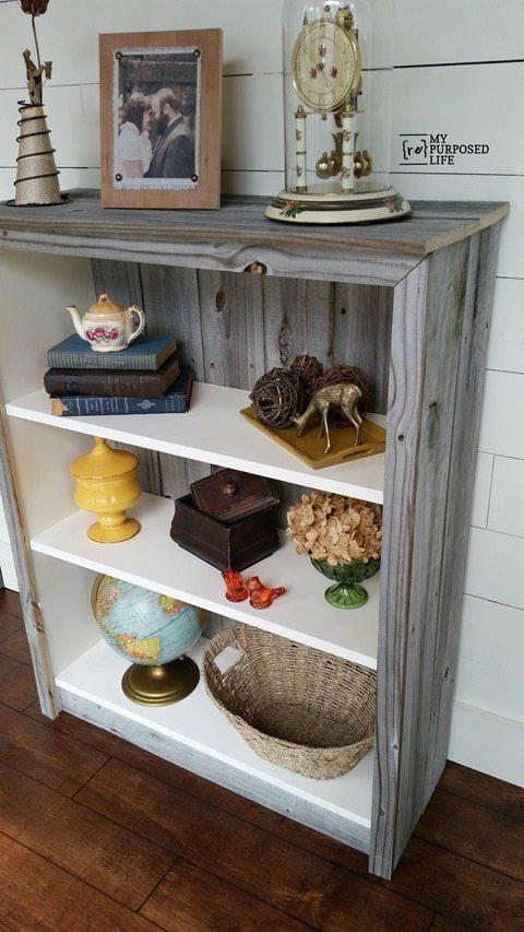 Diy Bookshelf Kids Dollar Store