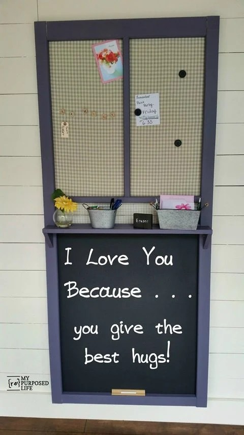 Old Door  Project Ideas  My Repurposed Life Rescue Re