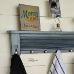 Small Shelf Coat Rack