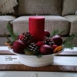 Easy Christmas Decor with Krylon