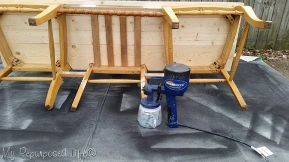 triple-chair-bench-finish-max-paint-sprayer