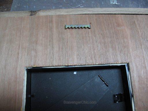 Easy diy Pallet Wood Frame