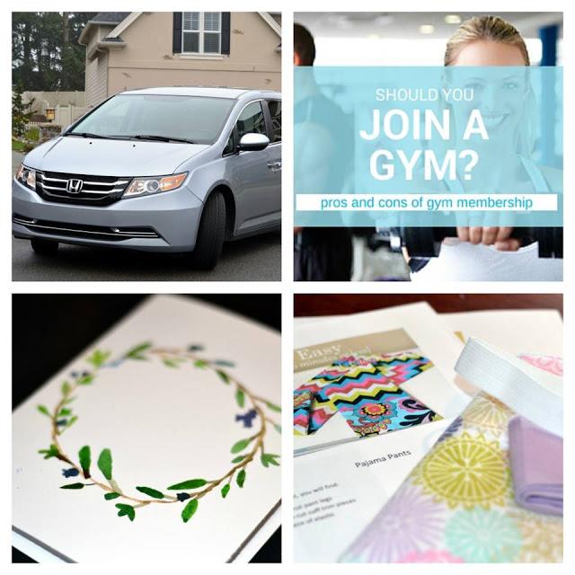 Gym and mini van review, DIY