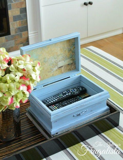Trinket Box for RemotesW