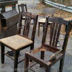 Recent Finds, Dumpster Diving & Christmas