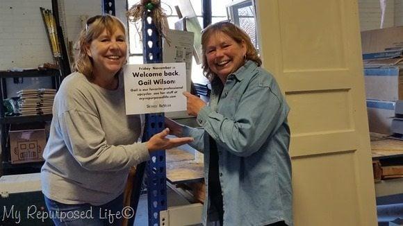 Gail Wilson Madison Indiana Re-Store