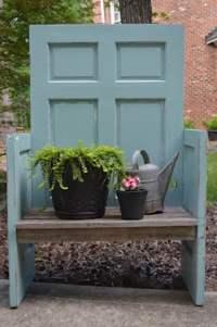 Old Door : Project Ideas for Repurposed Doors - My ...
