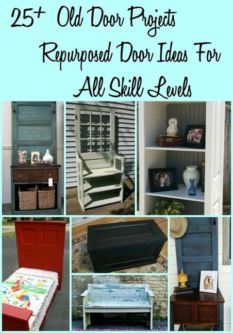 Repurposed Furniture Ideas Kitchen Suppose Doors Cant Really Be Considered Repurposed Furniture Items Although Have Made Lot Of Furniture Projects Using Old Doors My Repurposed Life Repurposed Furniture Projects And More My Repurposed Life