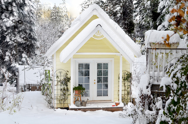 how to put together a she shed