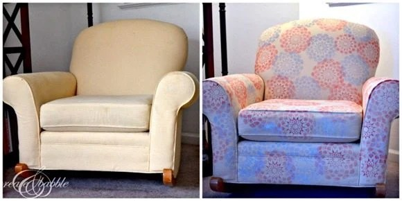 stenciled-chair-before-and-after