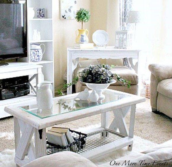 2x4 coffee table
