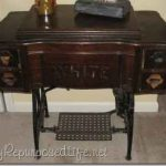 Catch-as-catch-can Week 1 (antique sewing machine)