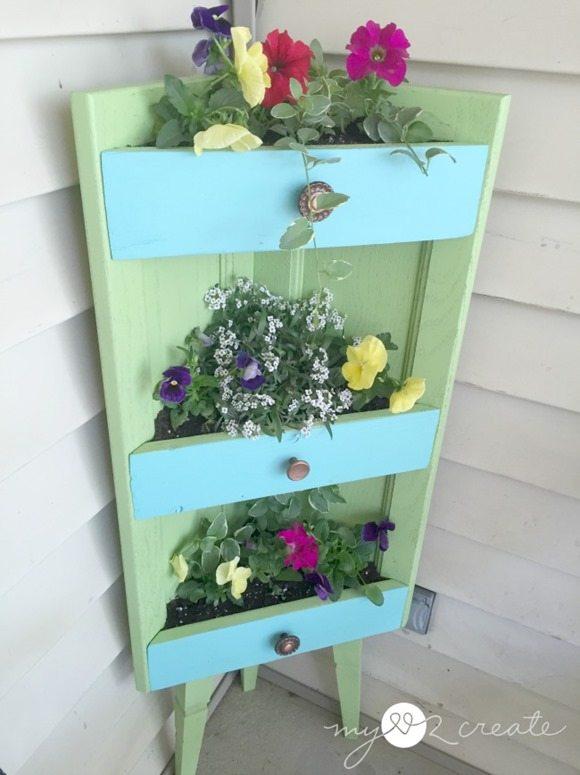 repurposed corner cabinet