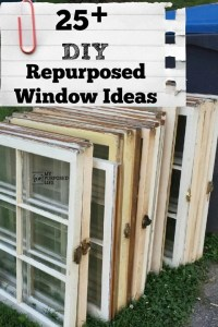 Window Projects - My Repurposed Life