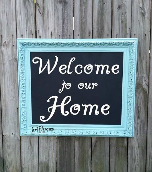 Picture Frame Ideas For Home Decor And More My Repurposed Life Rescue Re Imagine Repeat