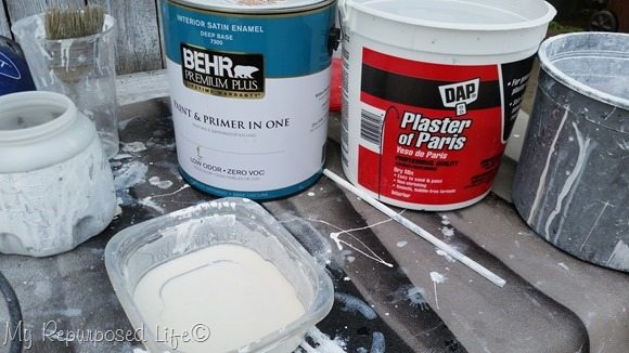 diy chalky paint primer