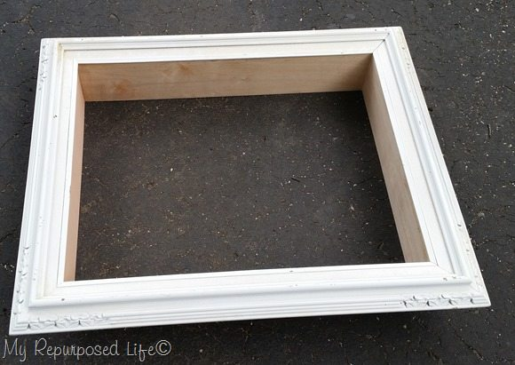 making an easy shadow box