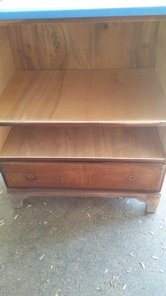 reworked dresser
