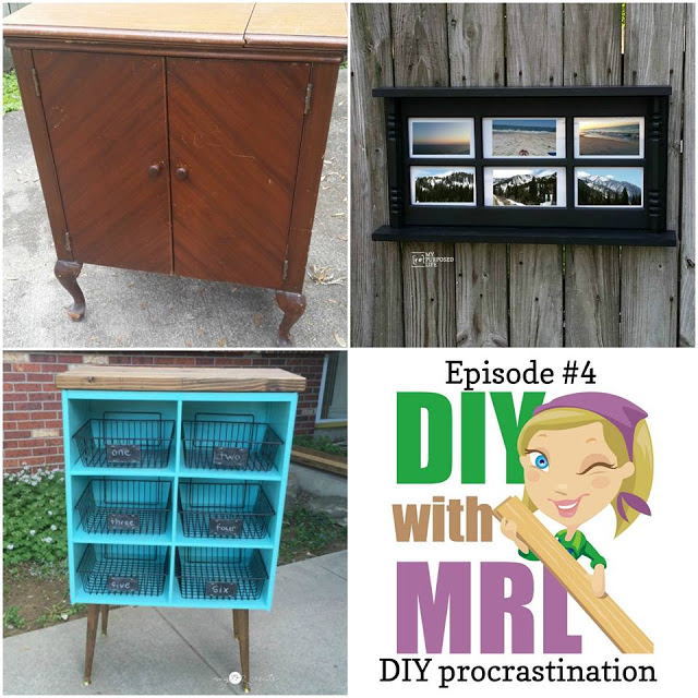 recent finds, DIY projects, podcast