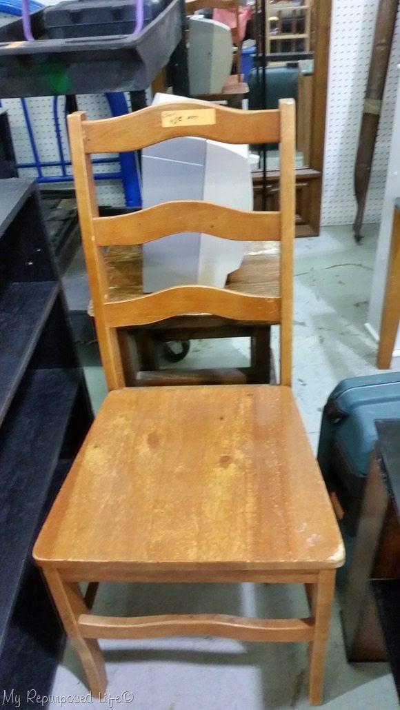2 dollar chair